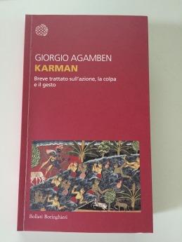 Karman di Giorgio Agamben